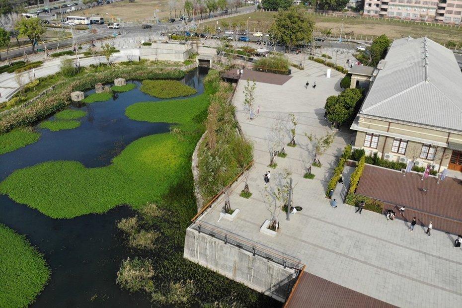 廃工場のリノベーションで生態系を保護。台湾台中市の環境保護施策