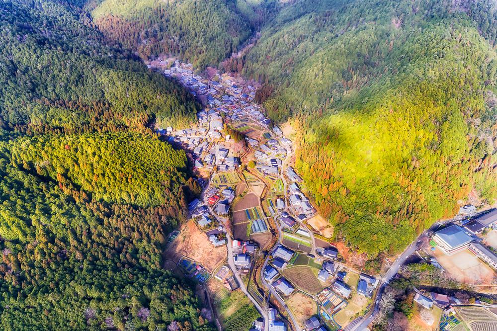 京都の里山