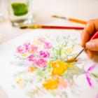 アートでロスフラワーを救う。結婚式の思い出を絵画に残す「ハナノエ」