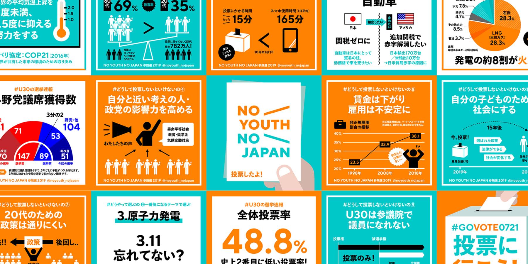 若者の声が響く社会を目指して。U30のための政治メディア「NO YOUTH NO JAPAN」の挑戦