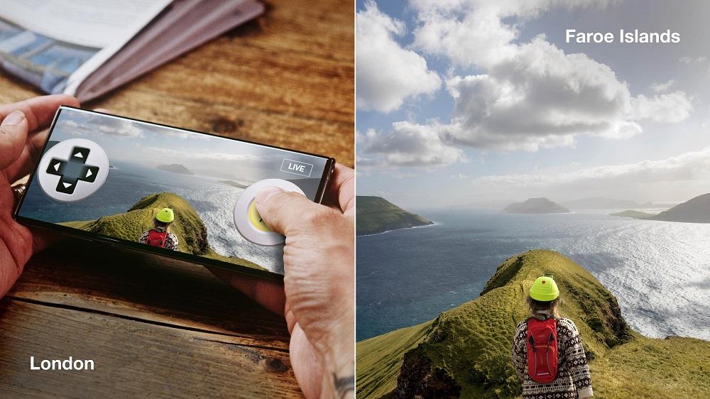 自宅にいながら旅できる、フェロー諸島の住民によるリモートツーリズム