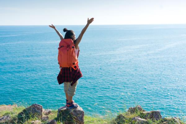 登山の喜び