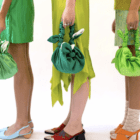 マイバッグに。日本の風呂敷からインスピレーションを得た「Furoshiki Bag」