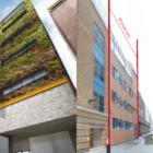 アルミ缶と堆肥を緑の外壁に。まちを彩るロンドンのサーキュラー建築プロジェクト