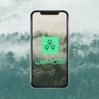 スマホで森を救う。ワンタップで寄付できる森林再生アプリ「weMORI」