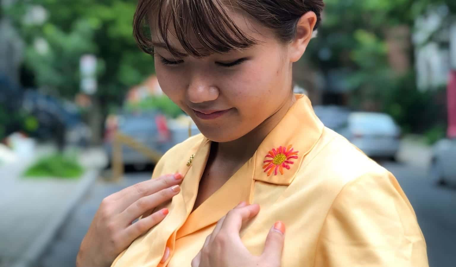 個性を縫い付ける服のリメイクムーブメント「#MendItMine」