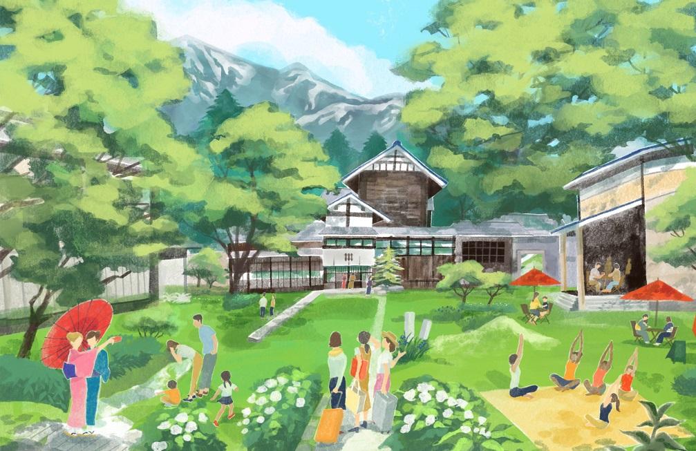 日本の伝統文化を守る「きものリトリートホテル」山形県白鷹町にオープン