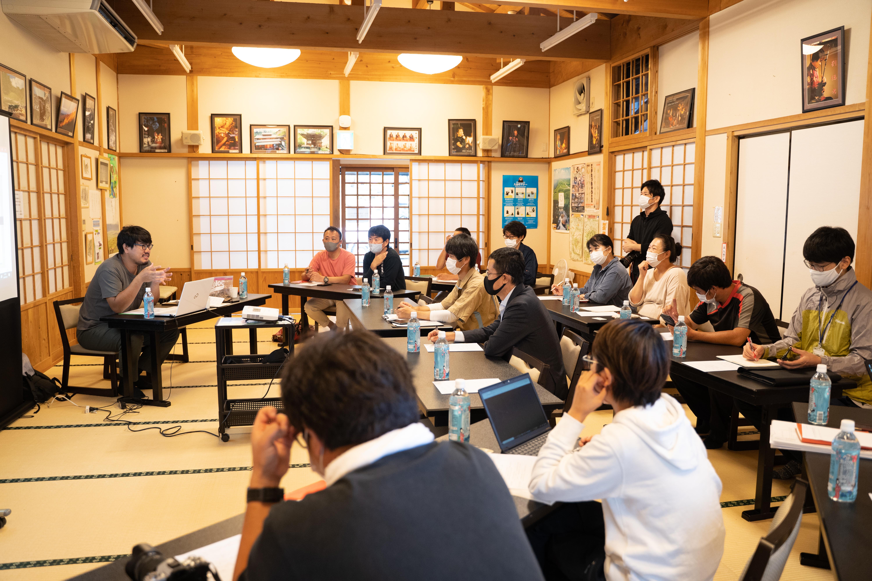 黒川温泉一帯の方々への勉強会開催