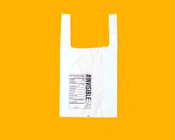 invisible bag