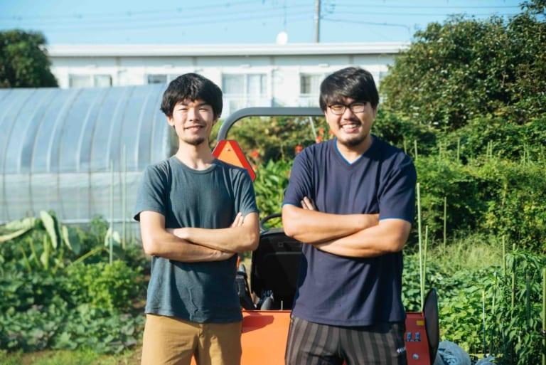 安居さんと鴨志田さん