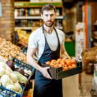 カーボンフットプリントに応じて食品の値段が変わる、スウェーデンのスーパー