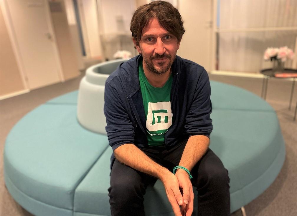 Empower CEO ヴィルヘルム・マイヤーさん