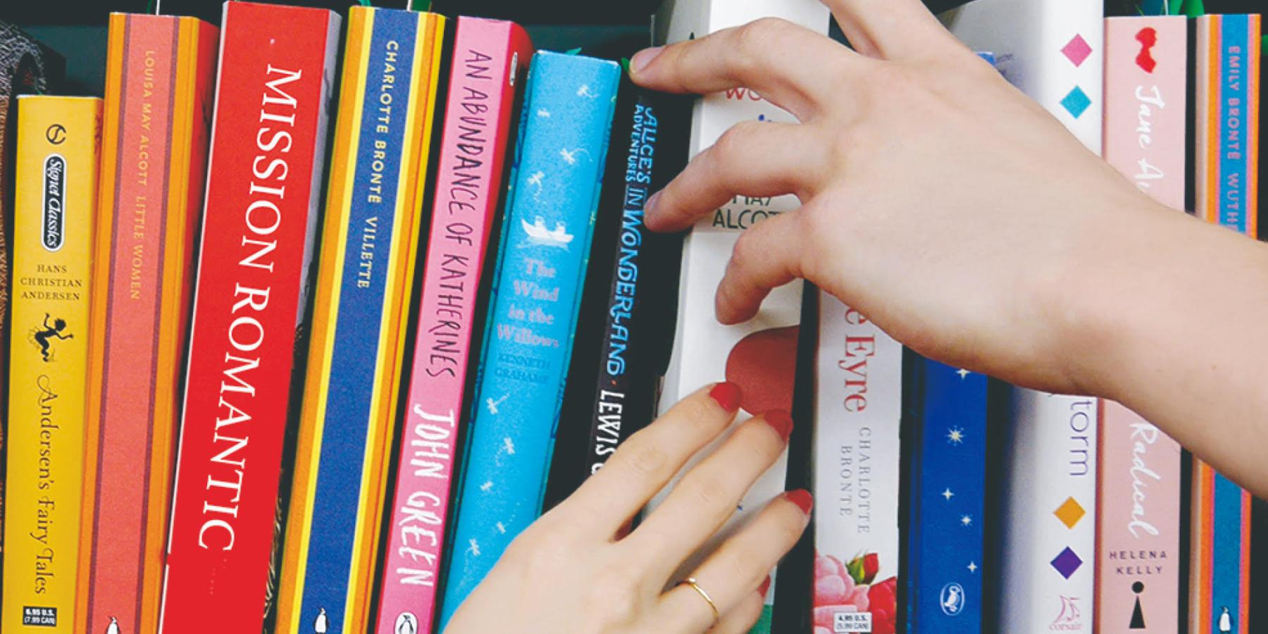 本に伸ばした手が重なるような出会いをデザインするオンライン書店