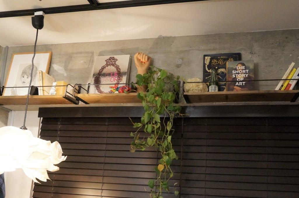 森本さんの自宅兼オフィス