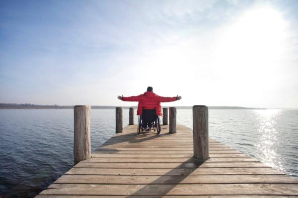 車椅子で旅行