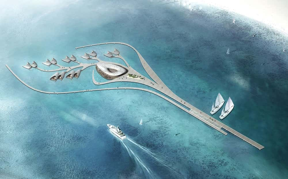 3Dプリントのサンゴ礁で生態系を保護。海に浮かぶホテル「GAIA」