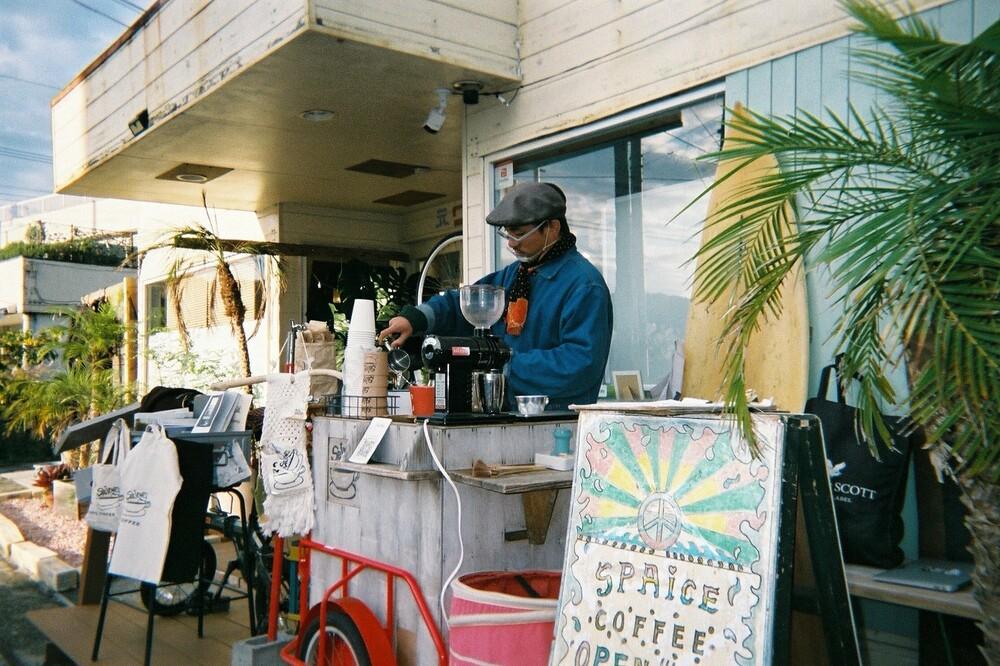 SPAiCE COFFEE 紺野さん