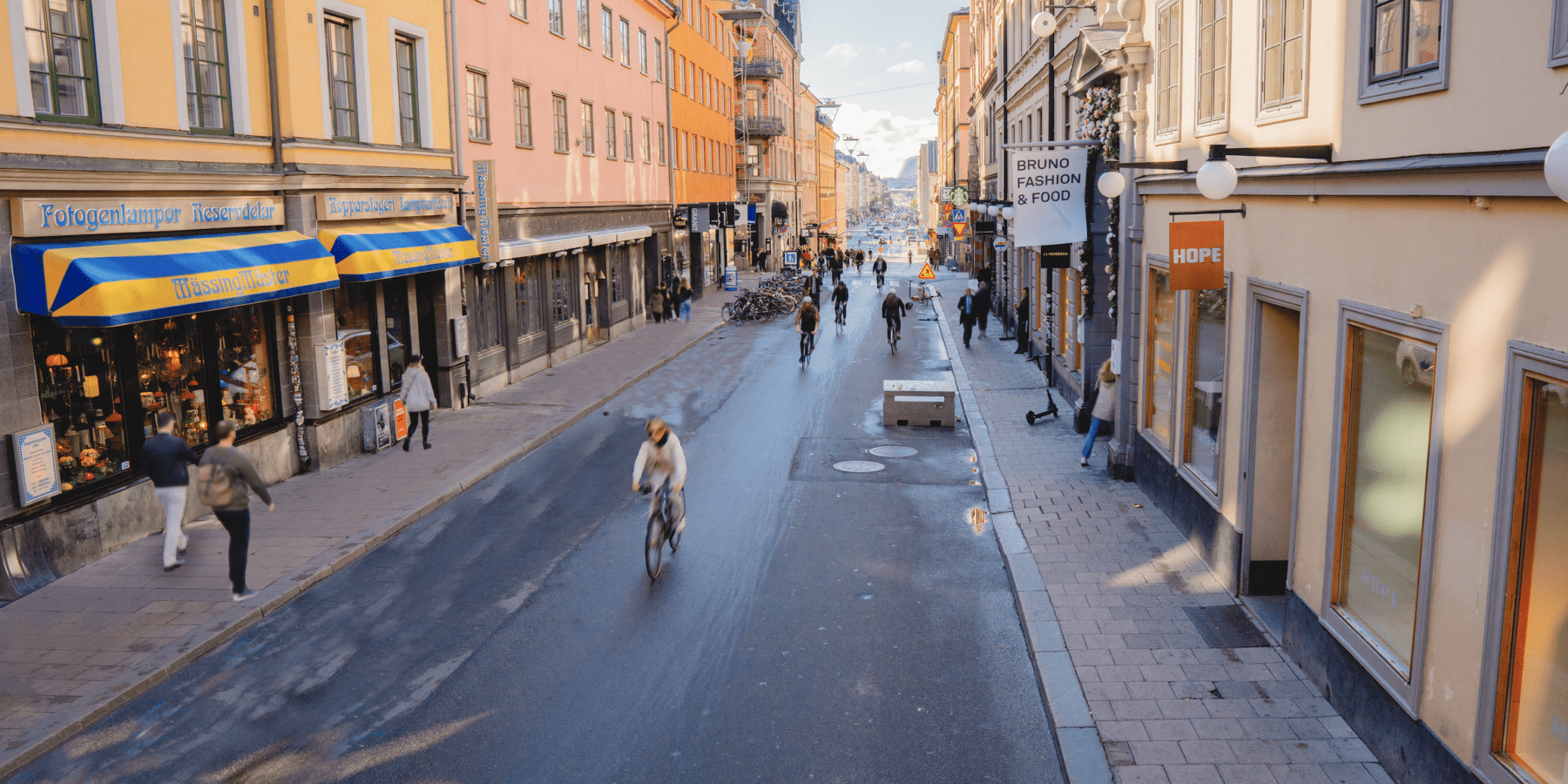 スウェーデン住民のアイデアを形にしたハイパーローカルな「1分間の都市」
