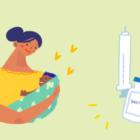 1枚のベビー服を、1人分のワクチンに。Haruulala Organicの「おさがりワクチンProject」