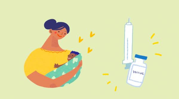 1枚のベビー服を、1人分のワクチンにする「おさがりワクチンProject」