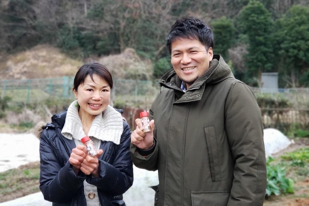 左から奥井奈都美さん、永島太一郎さん