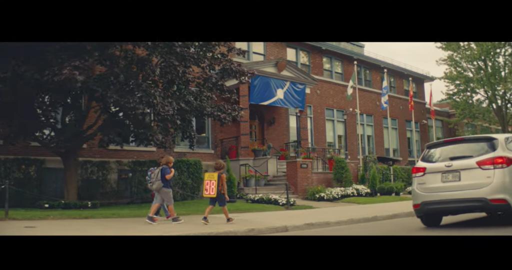 カナダの交通安全キャンペーン