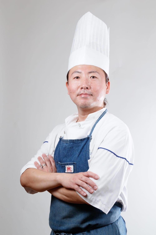 大島隆司シェフ