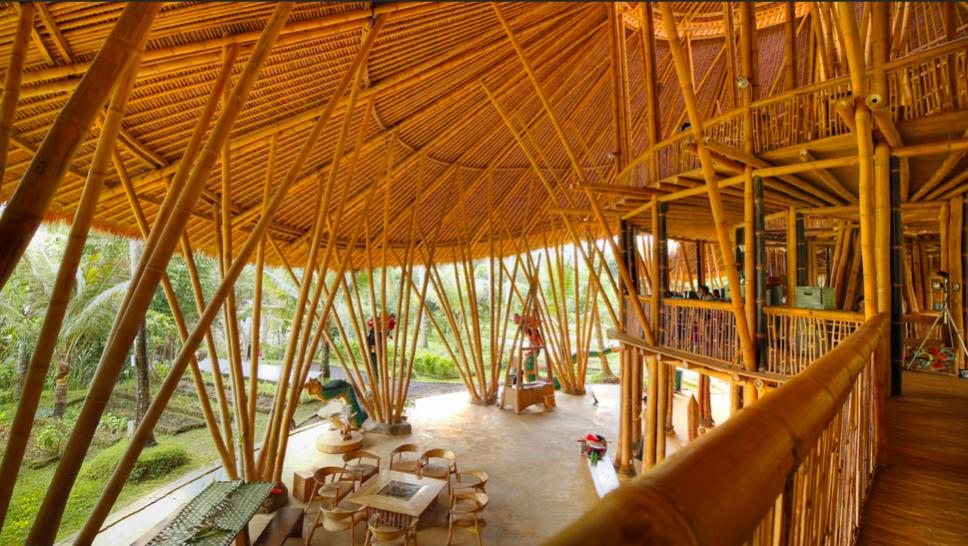 インドネシア・バリ島にあるグリーンスクール