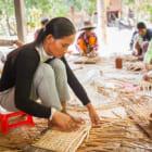 カンボジアの社会起業家の想いをつなぐ。共同運営されるハンドメイドショップ「N's BASE」