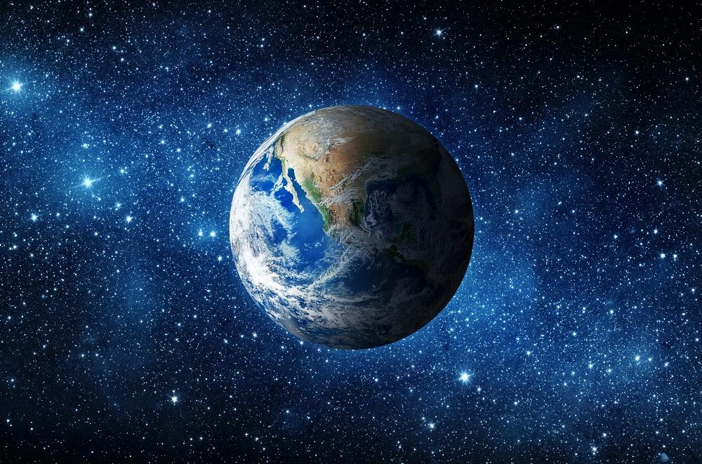 Google Earthの「気候変動の影響を追う」タイムラプス