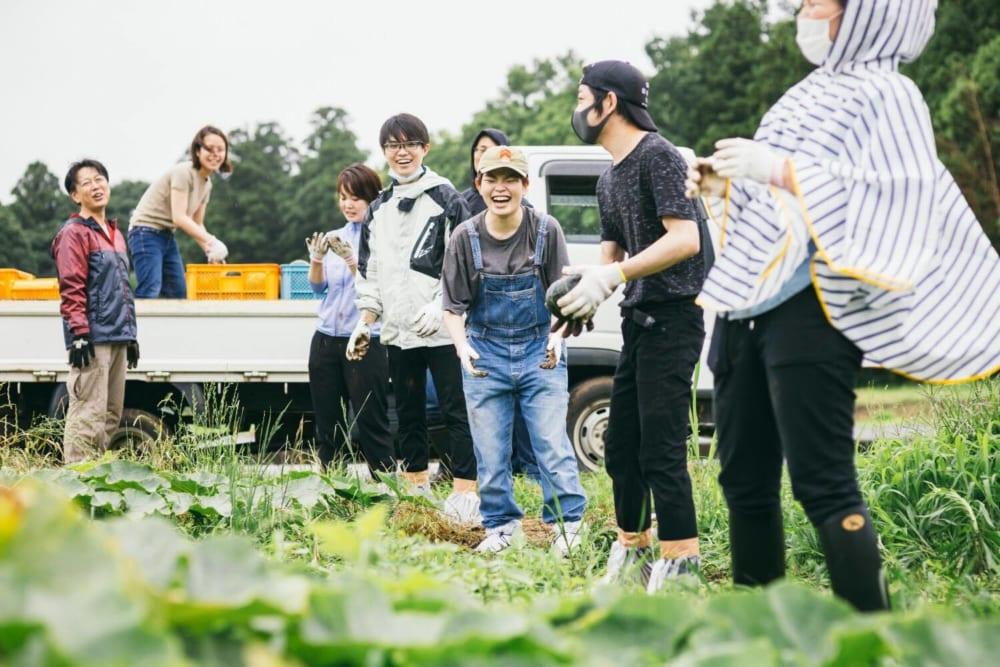 「規格外も規格内も、同じ愛情を込めた野菜だったと気付かされた」農家さん訪問時