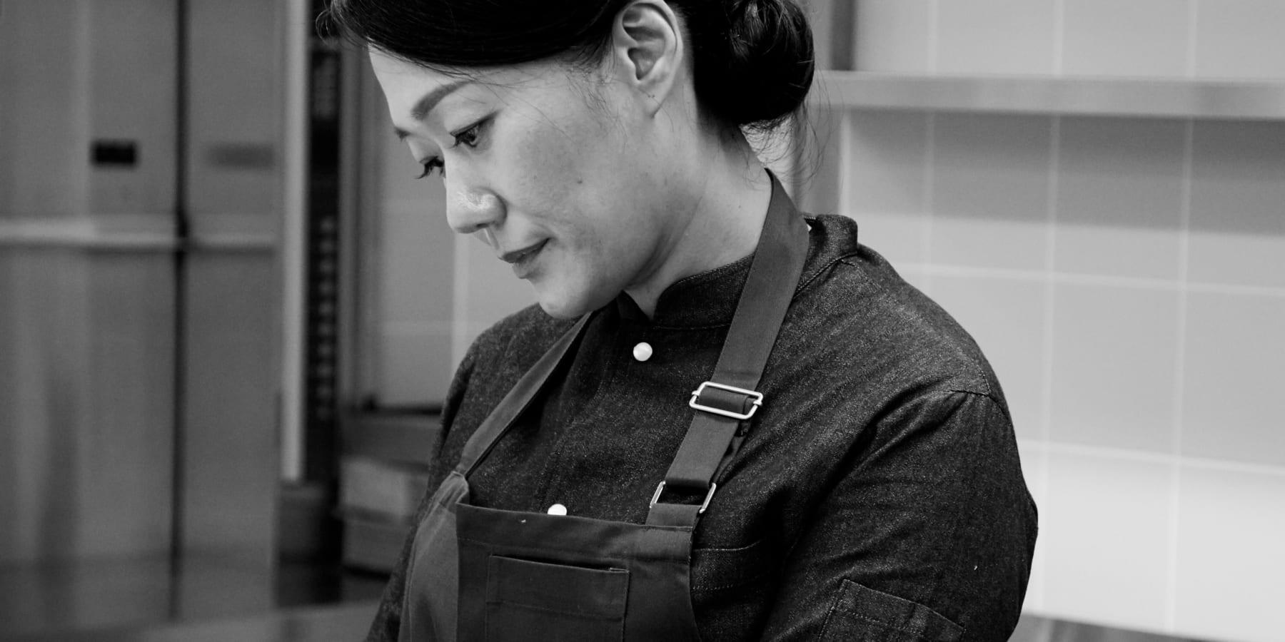 食品ロス問題をスイーツで表現。東京銀座のレストラン「FARO」