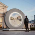 国境による分断をなくす。リアルタイムで都市と都市を結ぶ窓「Portal」