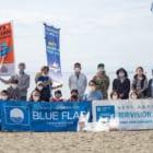神奈川の海水浴場が、厳しい国際認証「ブルーフラッグ」を取得するまで【前編】