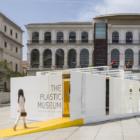 世界初、100%再生プラスチックで作られた美術館