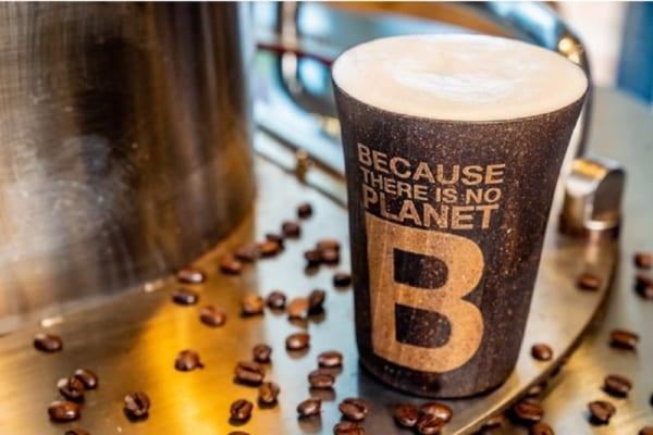 コーヒー豆をアップサイクルしたビール