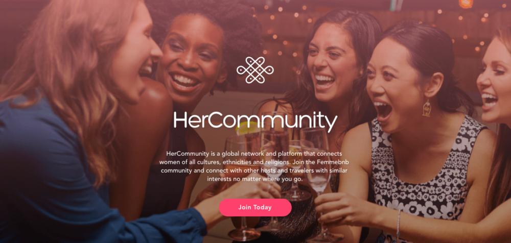 femmebnb-hercommunity