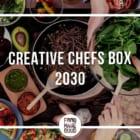 【7/28〜イベント開催】2030年の食のあり方をシェフと消費者が共創する「Creative Chefs Box 2030」