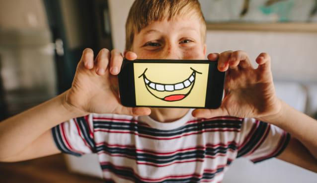 子供とモバイルゲーム