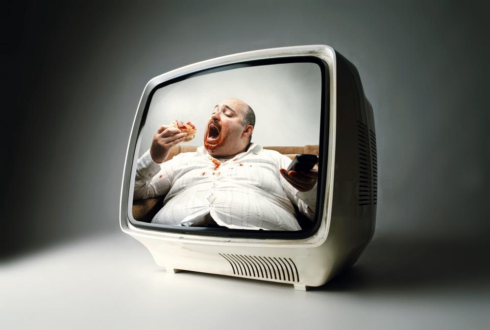 「深夜枠」に限定された肥満防止のためのジャンクフードのCM
