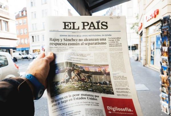 スペイン語新聞