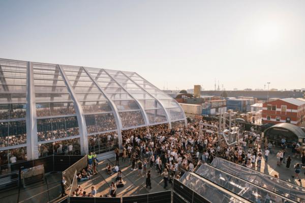 DGTLアムステルダムは2021年、世界で初めて音楽フェスティバルとして100%サーキュラーエコノミーを達成する見込みだ/Image via DGTL