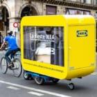 人々に休息を。パリの街を移動する、イケアの「お昼寝カプセル」