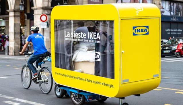 IKEA エクスプレスnap