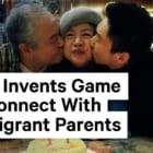 保守的な親と、自由な社会のギャップ。悩み続けた移民二世がつくる「ゲーム」とは