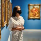 ベルギーの医師が美術館への無料入場を「処方」。コロナ禍の心のケアに