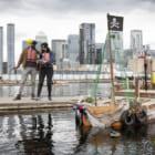 「海賊」が川を救う。HUBBUBとコカ・コーラの河川清掃プロジェクト