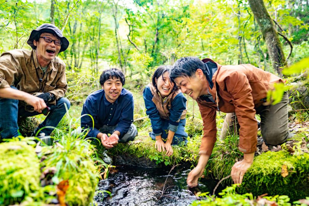 gujyo-river-company